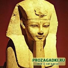 Загадки про Египет