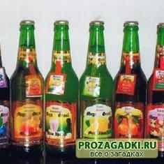бутылки лимонада