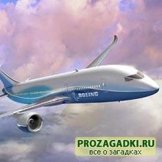 Про самолёт и его пассажиров