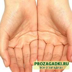 Беру двумя руками