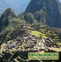 Загадки истории. Мачу-Пикчу - город инков