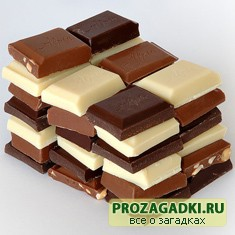 Кто придумал шоколад?