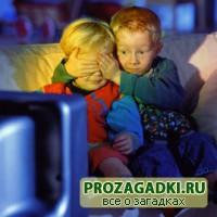 Мультфильмы и дети