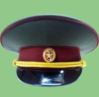 головной убор полицейского